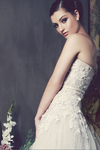 Kobus Dippenaar 2014 Bridal Collection | Christelle