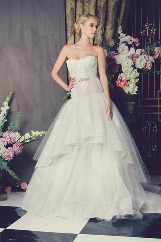 Kobus Dippenaar 2014 Bridal Collection   Aidia