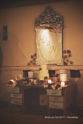 Protea and Rustic Fynbos Inspired Wedding at Langverwagt