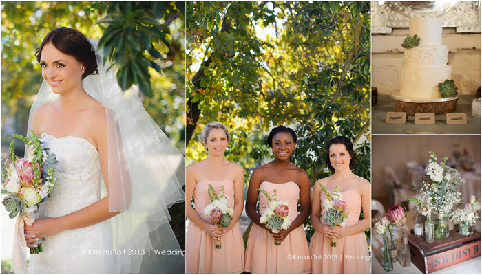 Protea and Rustic Fynbos Inspired Wedding, Langverwagt