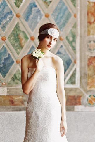 Sareh Nouri 2014 Bridal Collection | Allie