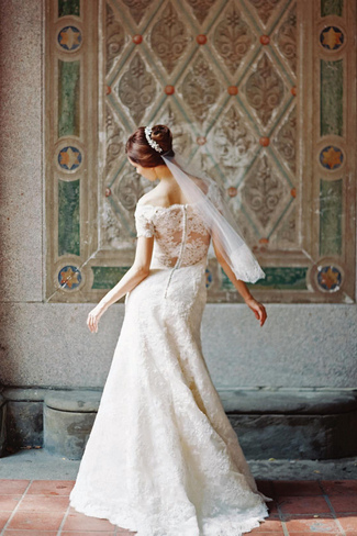 Sareh Nouri 2014 Bridal Collection | Clara