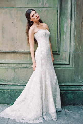 Sareh Nouri 2014 Bridal Collection | Emerald