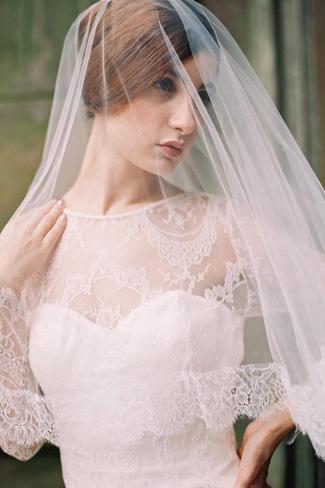 Sareh Nouri 2014 Bridal Collection | Estelle