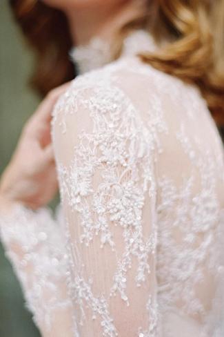 Sareh Nouri 2014 Bridal Collection | Queen Elizabeth