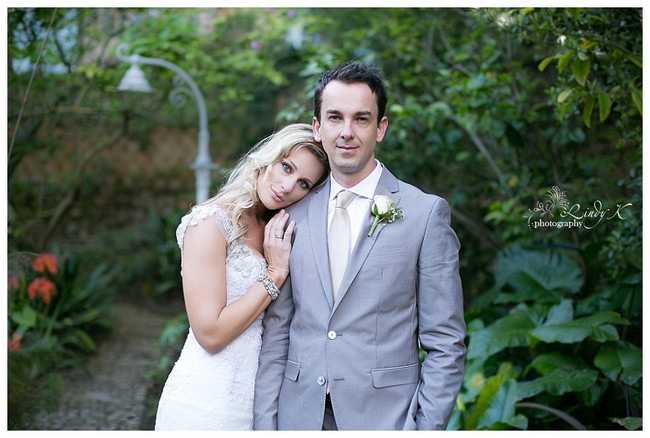 Soft Pastel Romance at The Vineyard Hotel, Cape Town