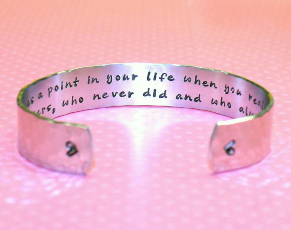 Bridesmaid Gift Idea Bracelet