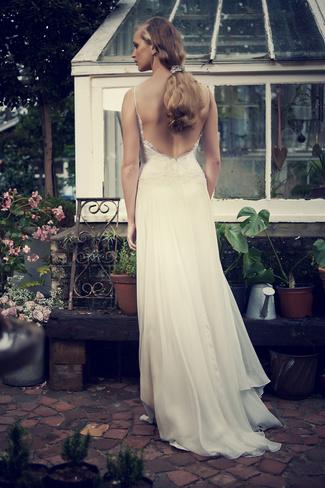 Elbeth Gillis 2014 Bridal Collection {Exclusive Premiere} | Alison