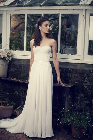 Elbeth Gillis 2014 Bridal Collection {Exclusive Premiere} | Jennifer