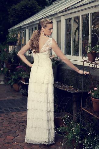 Elbeth Gillis 2014 Bridal Collection {Exclusive Premiere} | Anastasia