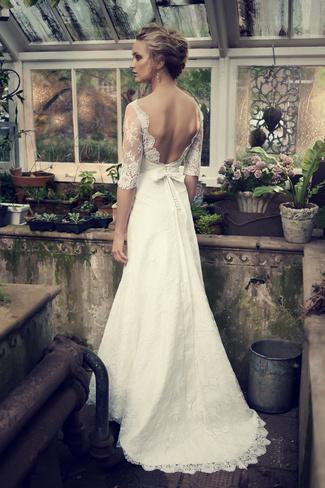 Elbeth Gillis 2014 Bridal Collection {Exclusive Premiere} | Catherine