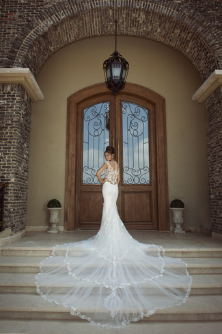 Galia Lahav 2013 Empress Wedding Dress Collection | Fiona