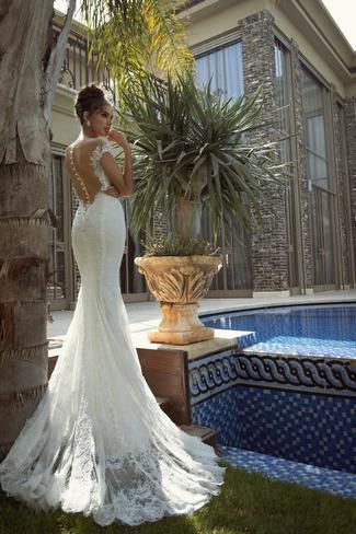 Galia Lahav 2013 Empress Wedding Dress Collection | Isabella