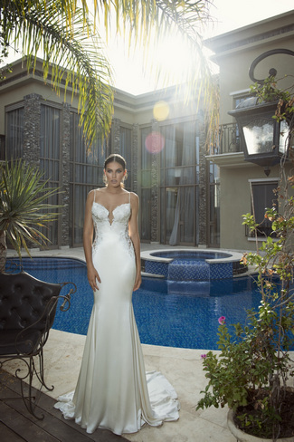 Galia Lahav 2013 Empress Wedding Dress Collection | Saffron