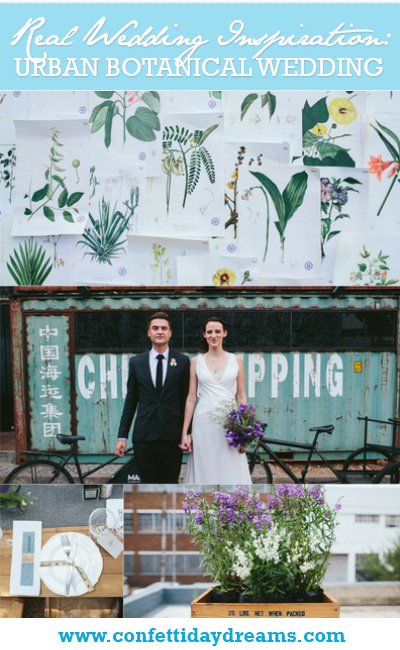 Urban Botanical Wedding Arts on Main Johannesburg South Africa