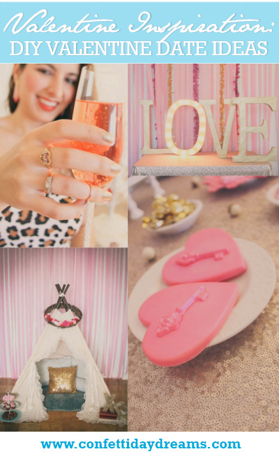 DIY Valentines Date Ideas
