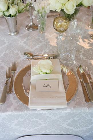 Fabulously Glamorous Vintage White Wedding, Johannesburg