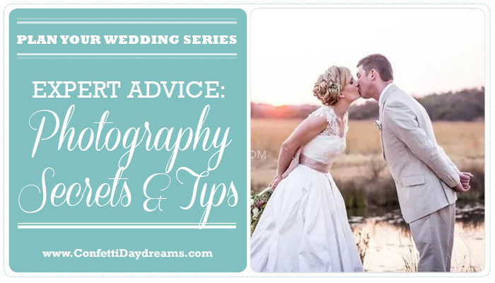 30 Wedding Photography Tips for Amazing Wedding Photographs!