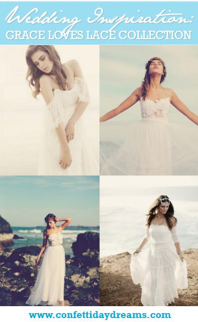 Grace Love Lace Wedding Dress Collection