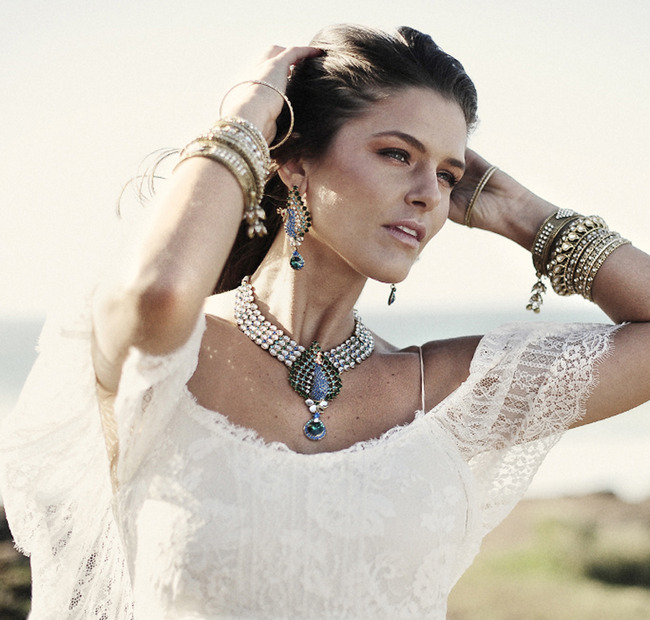 Grace Loves Lace 2014 Bridal Collection | Colette Dress