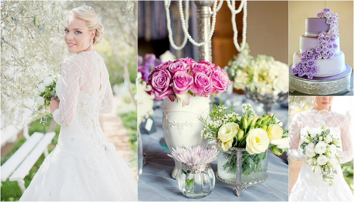 Love, Lilac & Lavender, Vintage Wedding, South Africa
