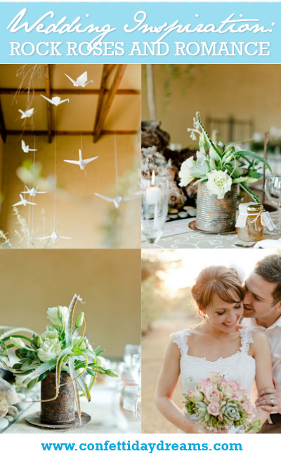 Rock Roses and Romance, Gauteng South Africa Real Wedding