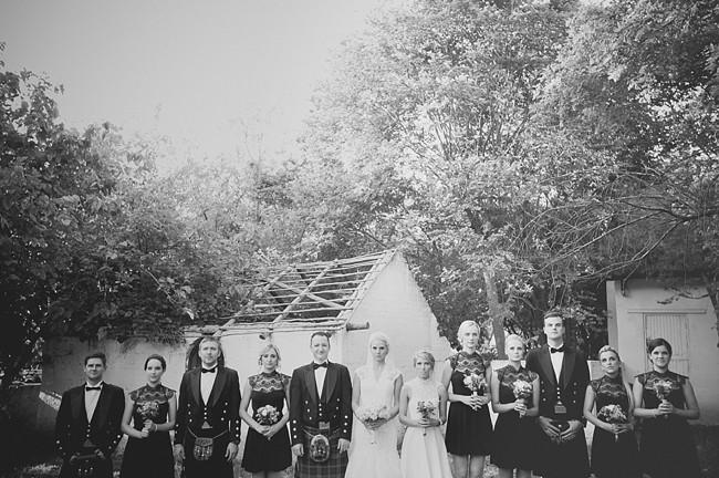 Modern Country Wedding, Gauteng, South Africa