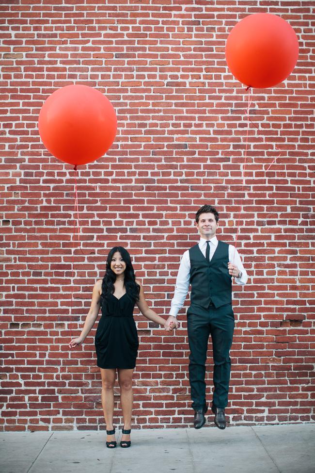 engagement photograph ideas by Thousand Crane Photography