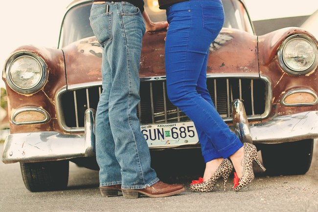 1950s Styled Engagement Shoot Neelys Photography 052