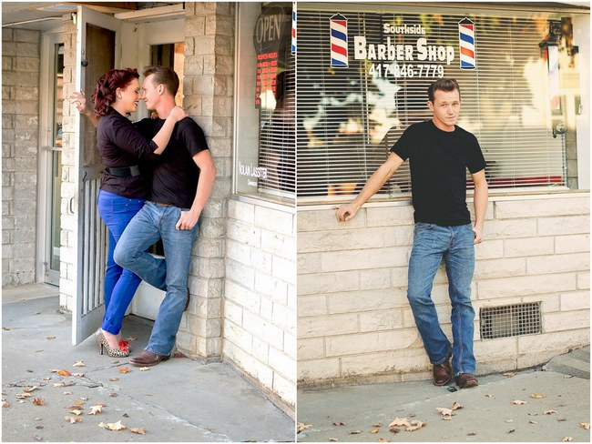 1950s Styled Engagement Shoot Neelys Photography. 4
