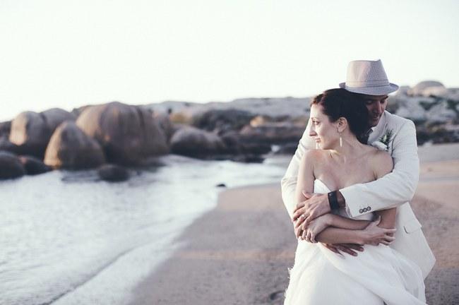 Destination Beach Wedding Paternoster South Africa Jules Morgan 174