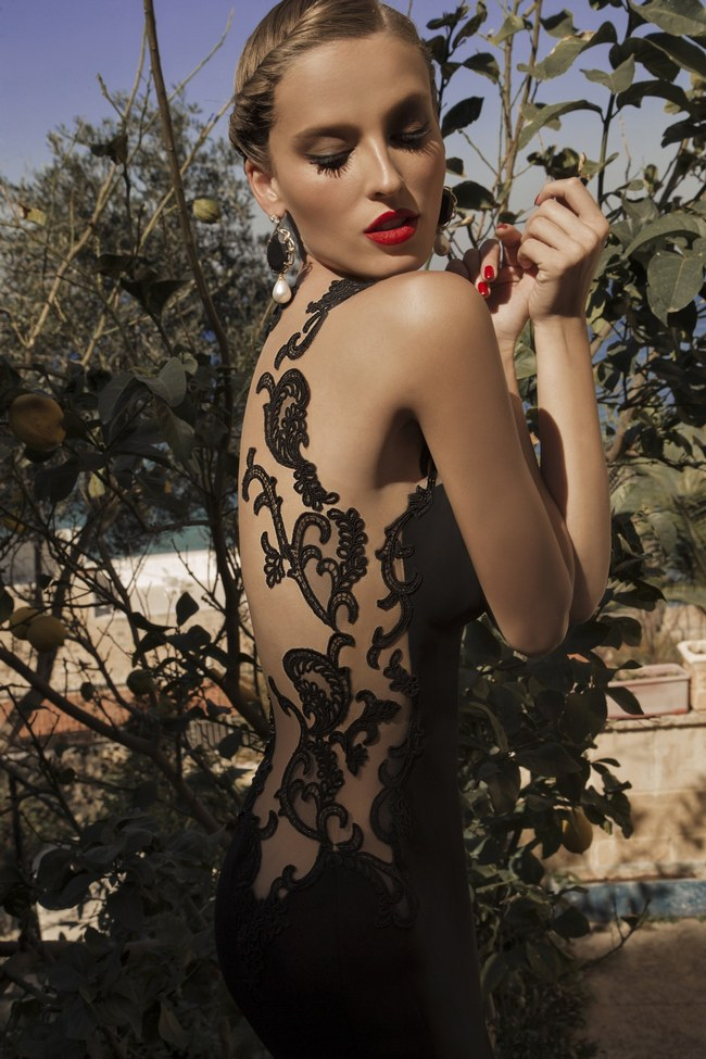Galia Lahav Moon Struck Evening Gown Collection   30