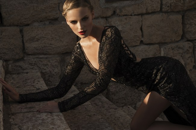 Galia Lahav Moon Struck Evening Gown Collection   8