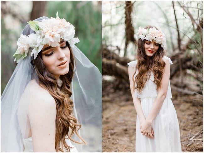 Mignonne Handmade 2014 Bridal Headpiece Collection 5