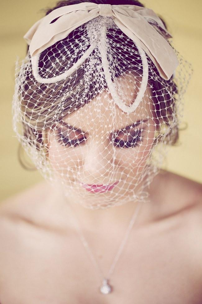 Peach Cream Rustic Country Ruffles & Lace Wedding 47