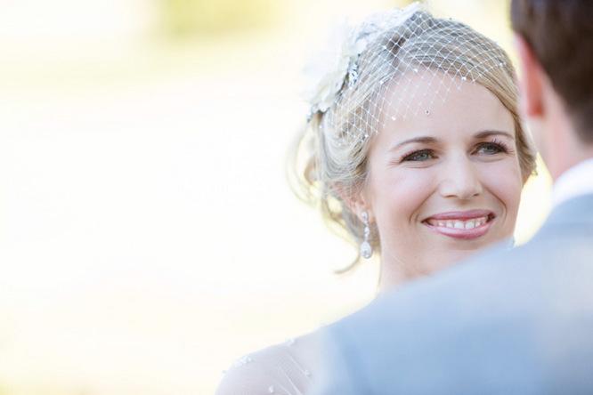 Shabby Chic Country Style Pink Wedding Australia Jani Montville Hall B Photography (12)