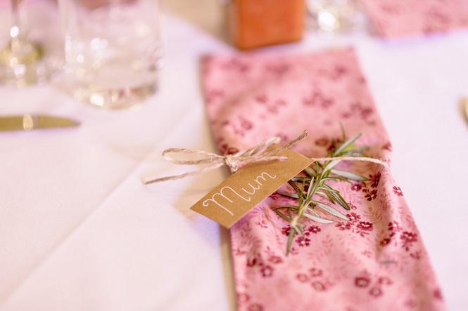 Shabby Chic Country Style Pink Wedding Australia Jani Montville Hall B Photography (25)