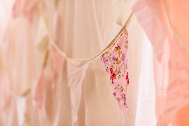 Shabby Chic Country Style Pink Wedding Australia Jani Montville Hall B Photography (27)