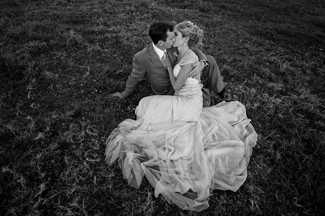 Shabby Chic Country Style Pink Wedding Australia Jani Montville Hall B Photography (39)