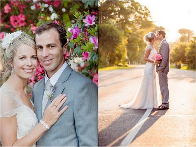 Shabby Chic Country Style Pink Wedding Australia Jani Montville Hall B Photography (47)