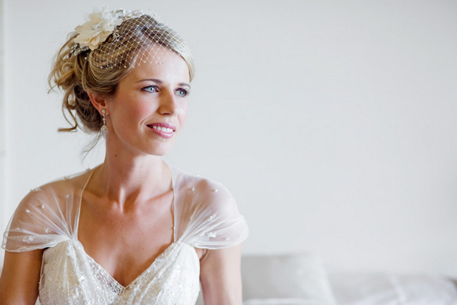 Shabby Chic Country Style Pink Wedding Australia Jani Montville Hall B Photography (5)