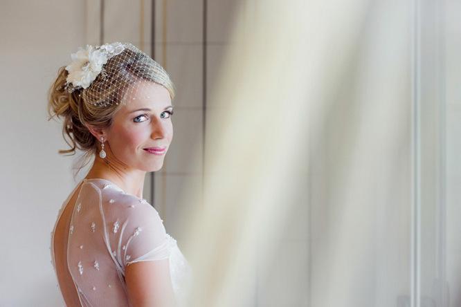 Shabby Chic Country Style Pink Wedding Australia Jani Montville Hall B Photography (7)