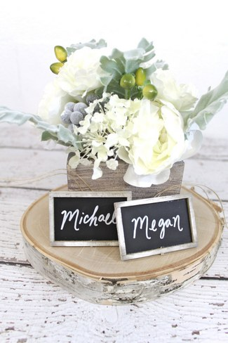 Unique Wedding Escort Place Card Ideas 6