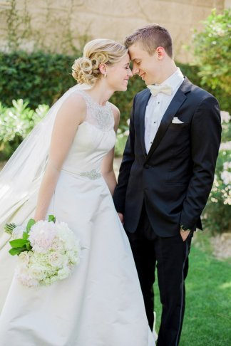 Wedding Hairstyles Bridal Updos / Elyse Hall Photography