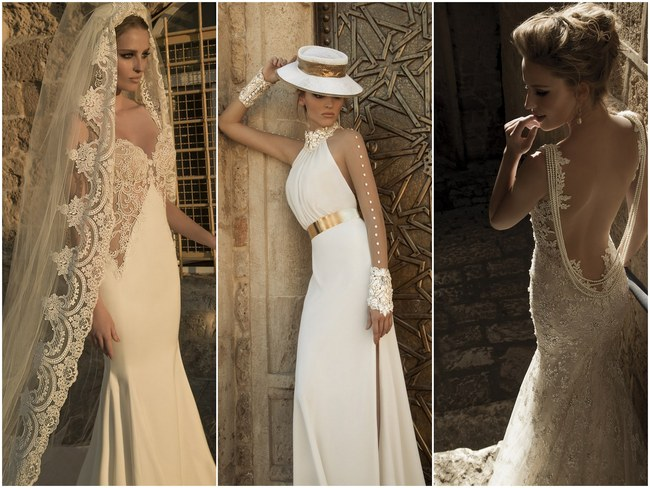 {Exclusive First Look} Galia Lahav La Dolce Vita Wedding Dress Collection