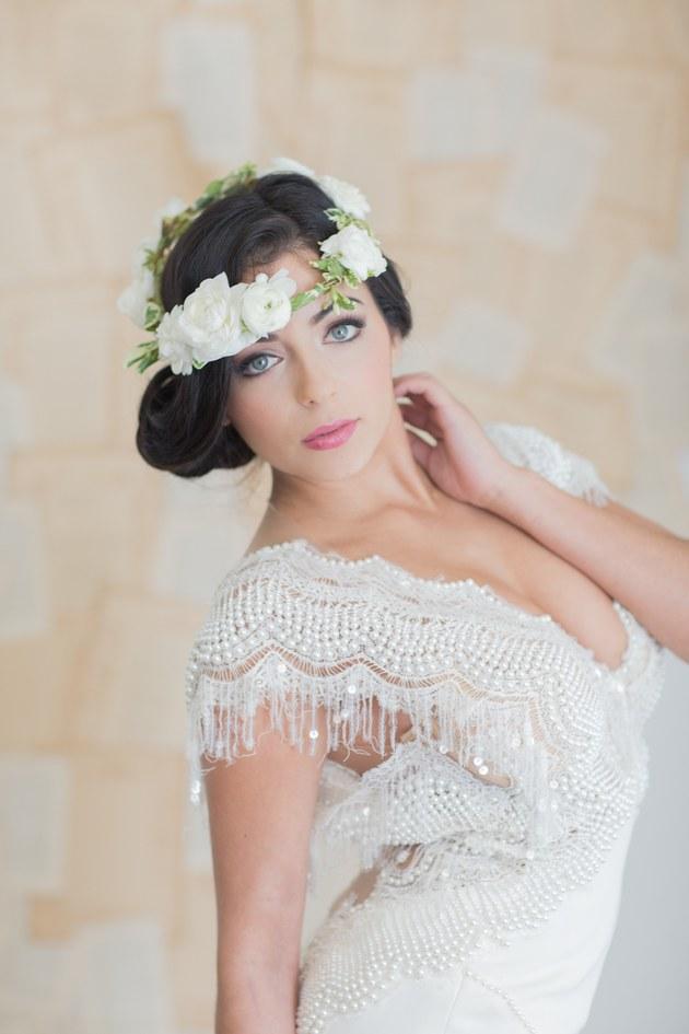 Galia Lahav Pearl Wedding Dress 003