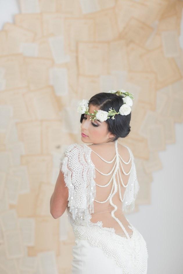 Galia Lahav Pearl Wedding Dress 004