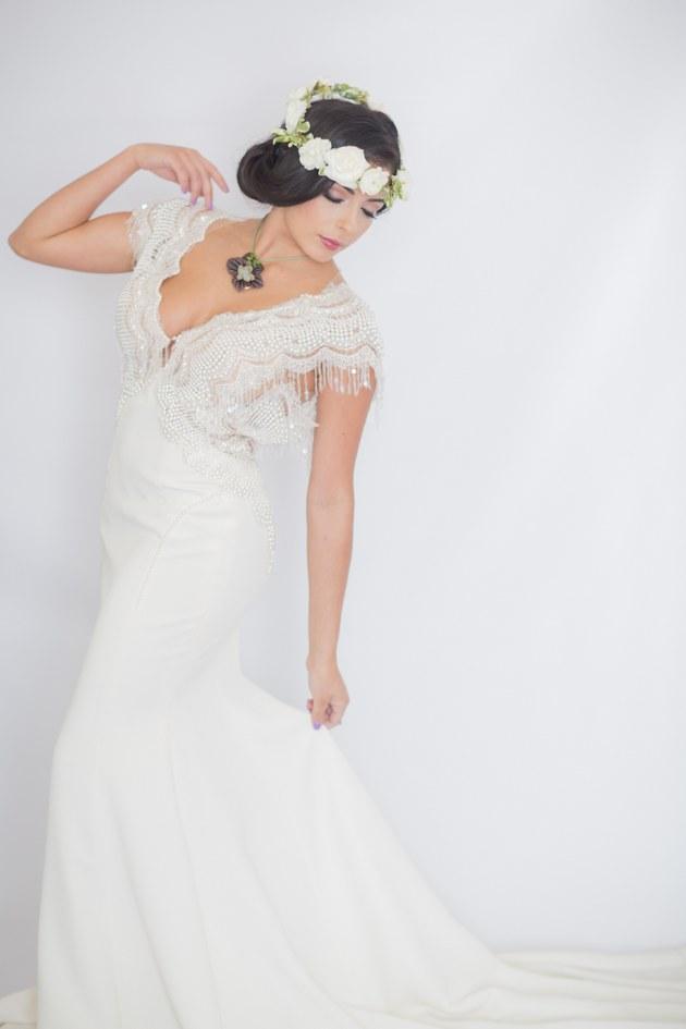Galia Lahav Pearl Wedding Dress 018