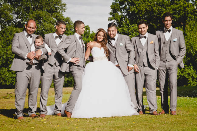 Gorgeous, Glam Fairytale Wedding at Botleys Mansion (9)