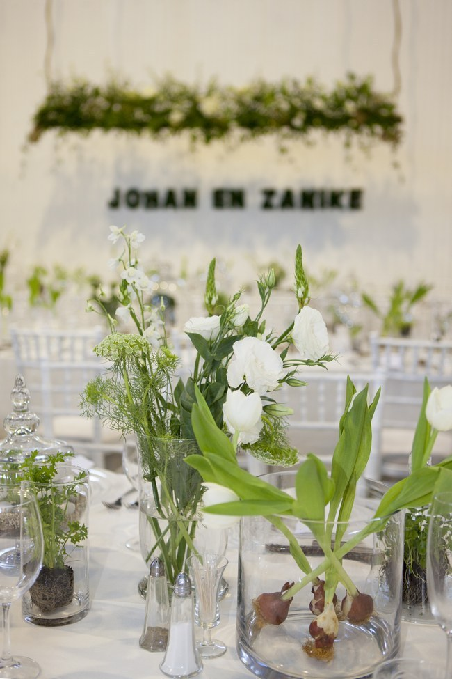 Green White Botanical Wedding Ashanti South Africa (8)